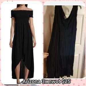 Arizona off shoulder dress